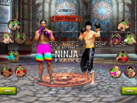 17 Schermata Tag Team Boxing