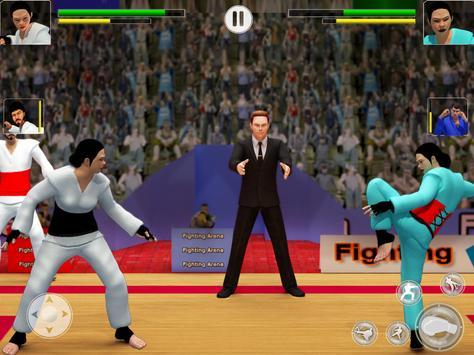 Tag Team Karate Fighting Games: PRO Kung Fu Master screenshot 10