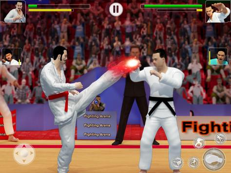 Tag-Team-Karate Kampfspiele: PRO Kung Fu Meister Screenshot 12