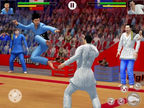 Tag Team Karate Fighting Games: PRO Kung Fu Master screenshot 9