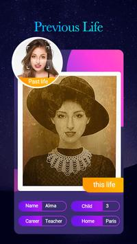 Face Scanner - See Future me ,Previous,Palm Reader screenshot 3