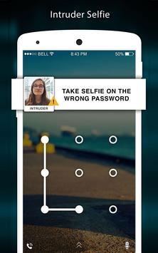 Intruder Face Detection -  Security App Lock screenshot 3
