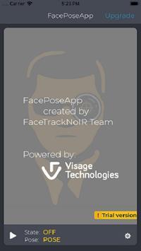 FacePoseApp poster