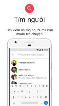 Messenger Lite ảnh chụp màn hình 6