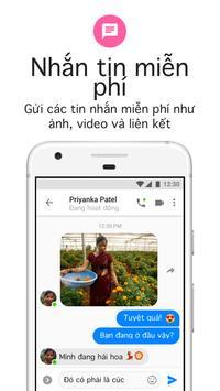 Messenger Lite bài đăng