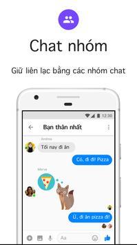 Messenger Lite ảnh chụp màn hình 3