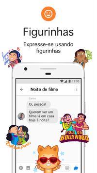 Messenger Lite imagem de tela 4
