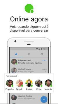 Messenger Lite imagem de tela 5