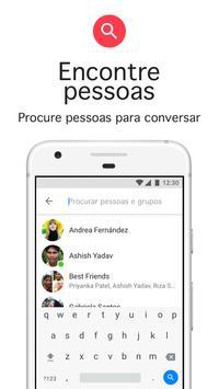 Messenger Lite imagem de tela 6