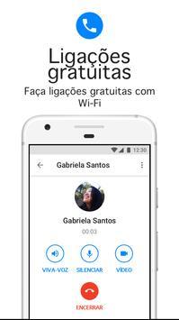 Messenger Lite imagem de tela 1