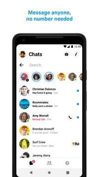 Messenger bài đăng
