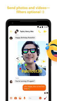 Messenger скриншот 3