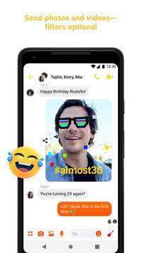 Messenger ảnh chụp màn hình 3