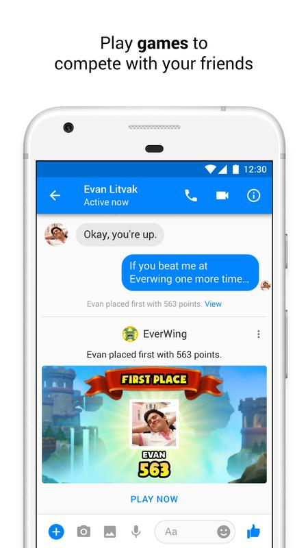 messenger app download for android free