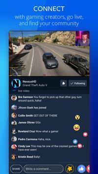 Facebook Gaming screenshot 1
