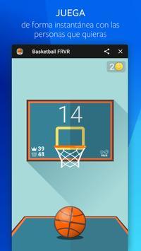 Facebook Gaming captura de pantalla 2