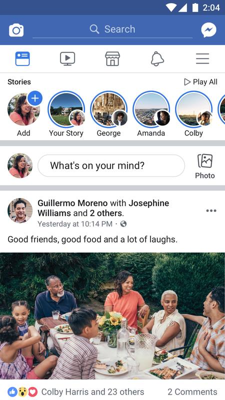 facebook messenger apk download google play