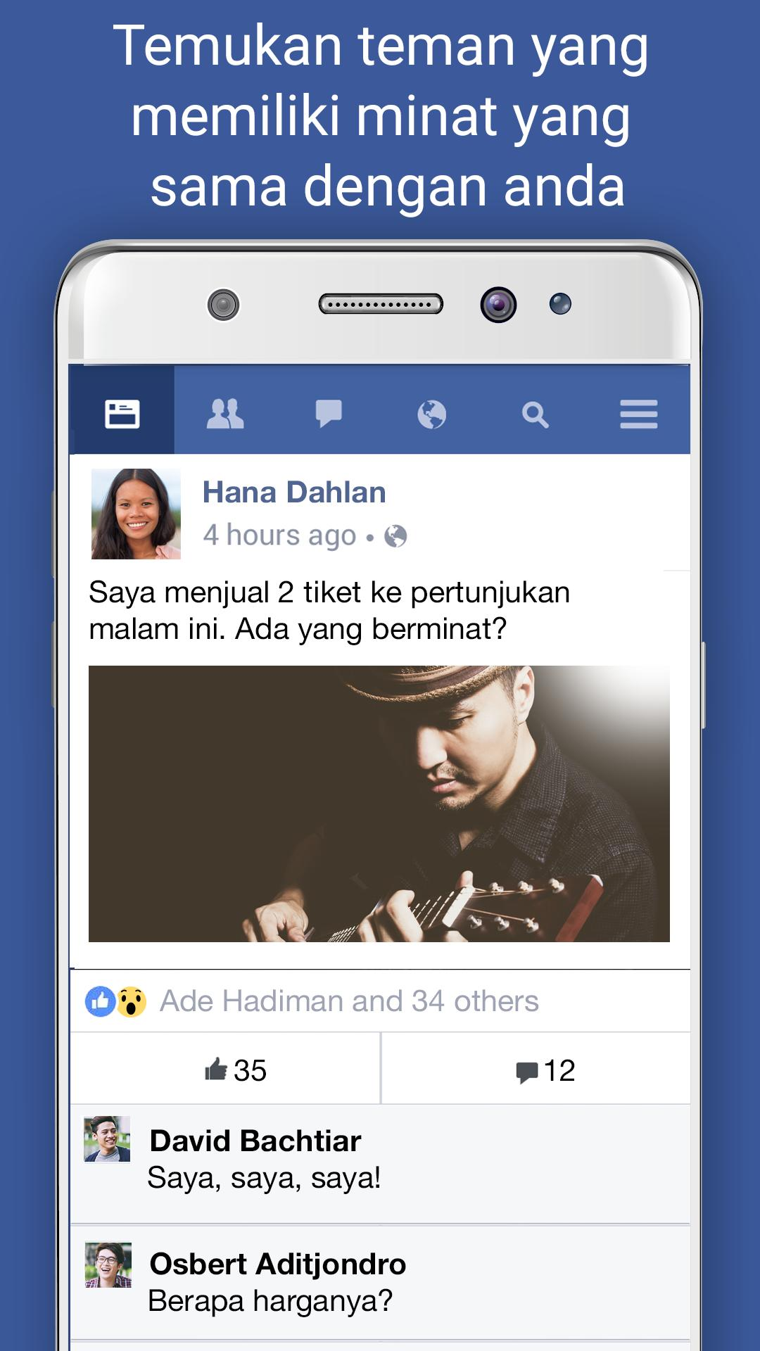 Download Apk Facebook Lite Versi Lama - iTechBlogs co