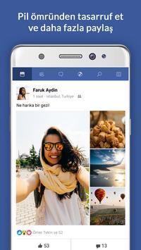 Facebook Lite Ekran Görüntüsü 3