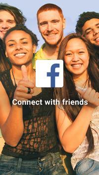 Facebook Lite الملصق