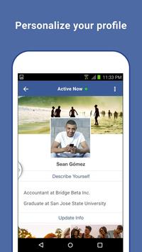 Facebook Lite captura de pantalla 3