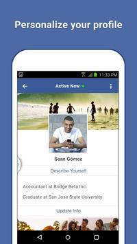 Facebook Lite captura de pantalla 3