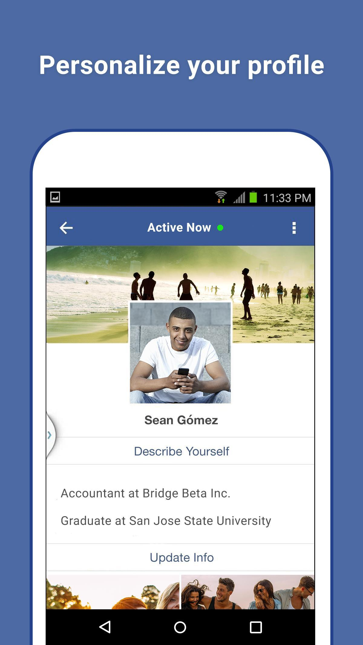Facebook Lite APK 163 0 0 8 120 Download, never miss any