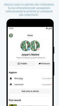 2 Schermata Facebook Business Suite