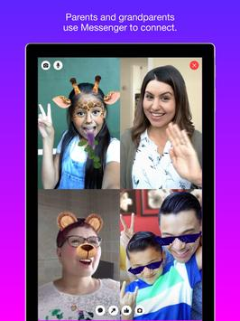 Messenger Kids تصوير الشاشة 10