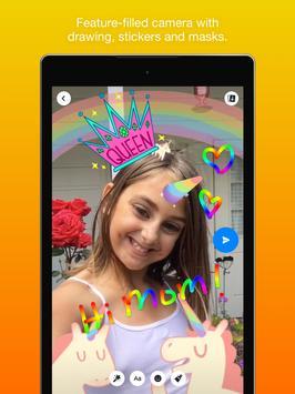 Messenger Kids تصوير الشاشة 20