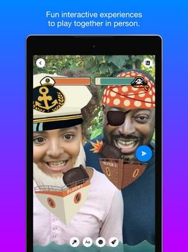 Messenger Kids تصوير الشاشة 22