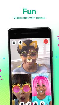 Messenger Kids screenshot 2