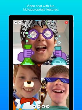 Messenger Kids تصوير الشاشة 9