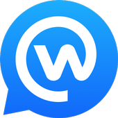 Workplace Chat by Facebook أيقونة