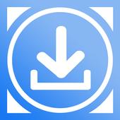 BOKI: फेसबुक से वीडियो डाउनलोड करने वाला ऐप - तेज आइकन