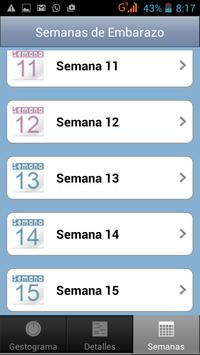 Pregnancy Weeks Calculator by Facemama screenshot 2