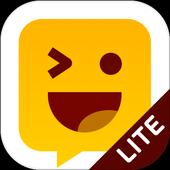 Facemoji Keyboard Lite ikona