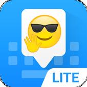 ikon Facemoji Emoji Keyboard Lite:DIY Theme,Emoji,Font
