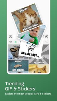 Facemoji Emoji Keyboard Lite:DIY Theme,Emoji,Font スクリーンショット 5