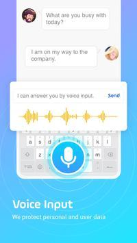 Facemoji Emoji Keyboard Lite:DIY Theme,Emoji,Font スクリーンショット 6