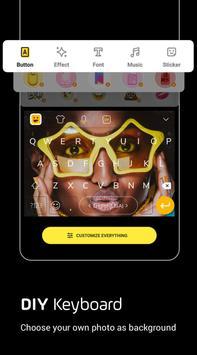 Facemoji Keyboard Lite poster