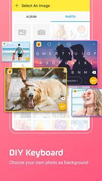 Facemoji Emoji Keyboard Lite:DIY Theme,Emoji,Font poster