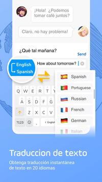 Teclado Emoji Facemoji Lite - Emojis, Temas, GIF captura de pantalla 6