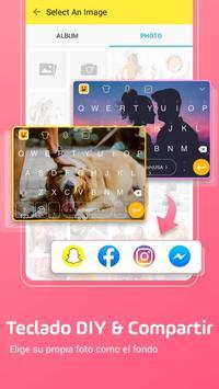 Teclado Emoji Facemoji Lite - Emojis, Temas, GIF Poster