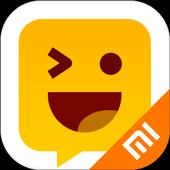 Facemoji Emoji Keyboard for Xiaomi - Font & Theme 아이콘