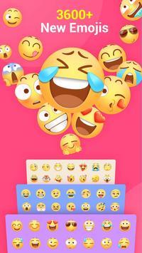 Facemoji Keyboard Lite for Xiaomi poster
