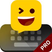 ЭмодзиКлавиатура Facemoji-клавиатура темы&стикеры иконка