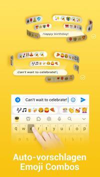 Facemoji Emoji TastaturGIF Tastaturdesign Screenshot 3