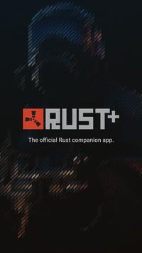 Rust+ poster
