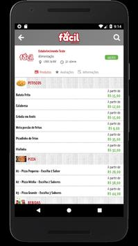 Fácil Delivery screenshot 1